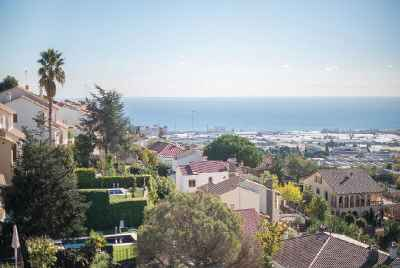 Amazing house with sea view and swimming pool in Costa Maresme